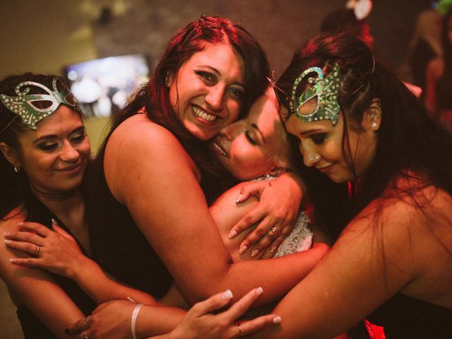 El casamiento de Marce y Barby en San José de Guaymallen, Mendoza 22