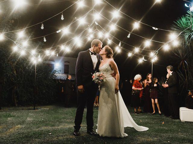 El casamiento de Daniela y Nicolas