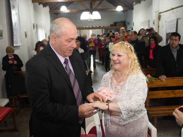El casamiento de Alicia y Mario