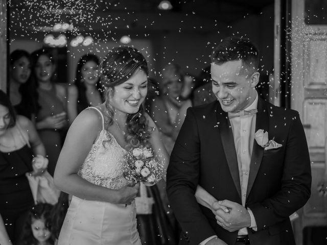 El casamiento de Priscila y Erick