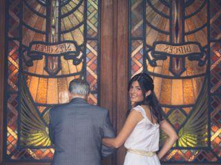 El casamiento de Cristina y Ariel 1
