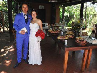 El casamiento de Florencia y Marcelo