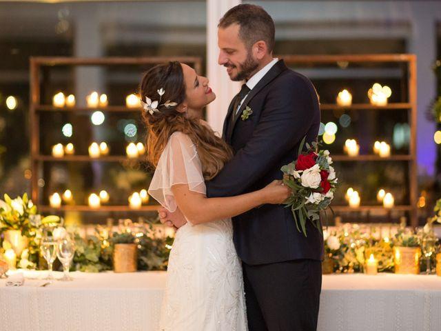 El casamiento de Laura y Rodrigo