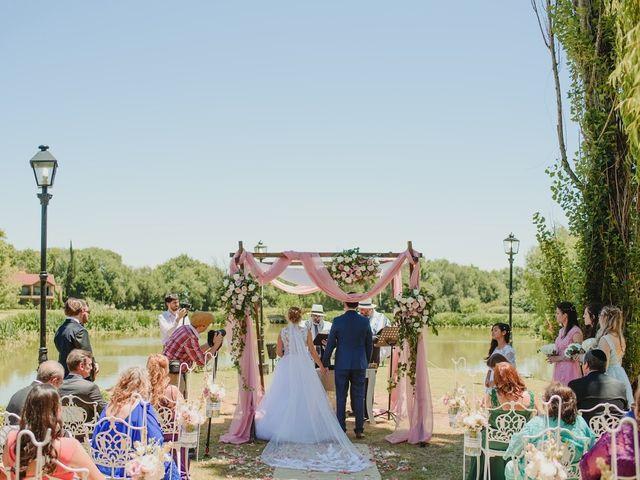 El casamiento de Diego y Michelle en Open Door, Buenos Aires 25