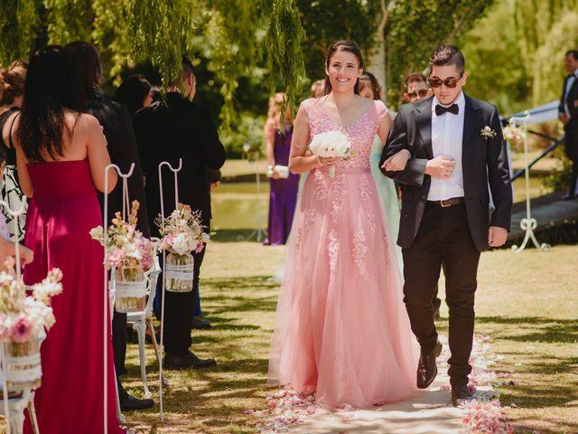 El casamiento de Diego y Michelle en Open Door, Buenos Aires 27