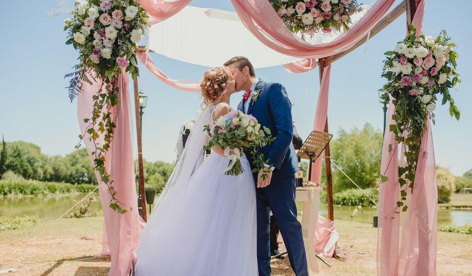 El casamiento de Diego y Michelle en Open Door, Buenos Aires
