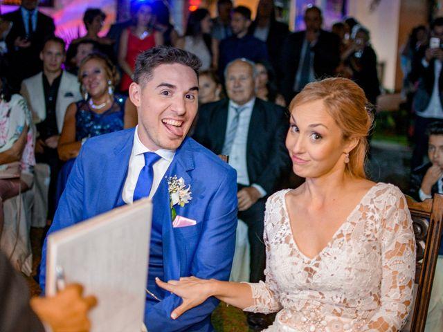 El casamiento de Belén y Nicolás
