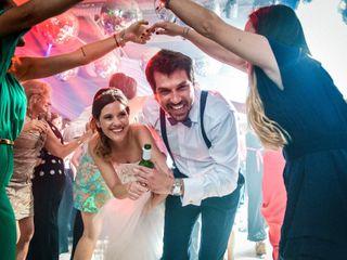 El casamiento de Pauli y Bruno