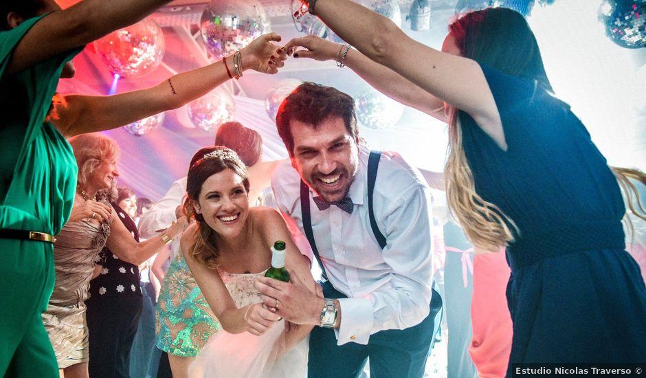 El casamiento de Bruno y Pauli en Villa Herminia, Buenos Aires