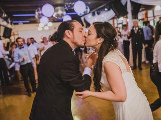El casamiento de Maru y Lucho