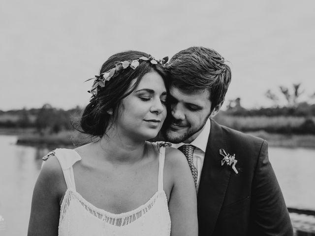 El casamiento de Trini y Santi