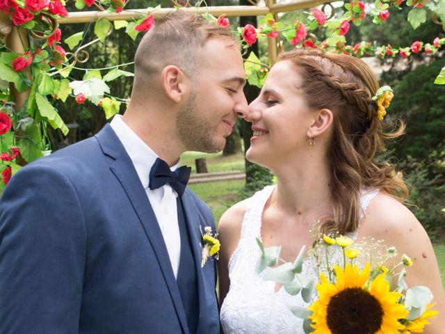 El casamiento de Micaela y Facundo