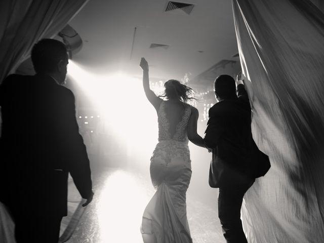 El casamiento de Celeste y Gonzalo
