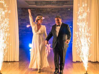 El casamiento de Flor y Ale
