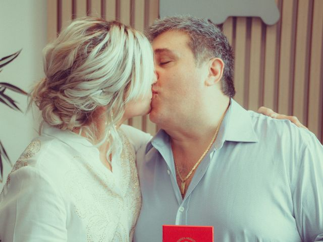 El casamiento de Ale y Flor en Puerto Madero, Capital Federal 2