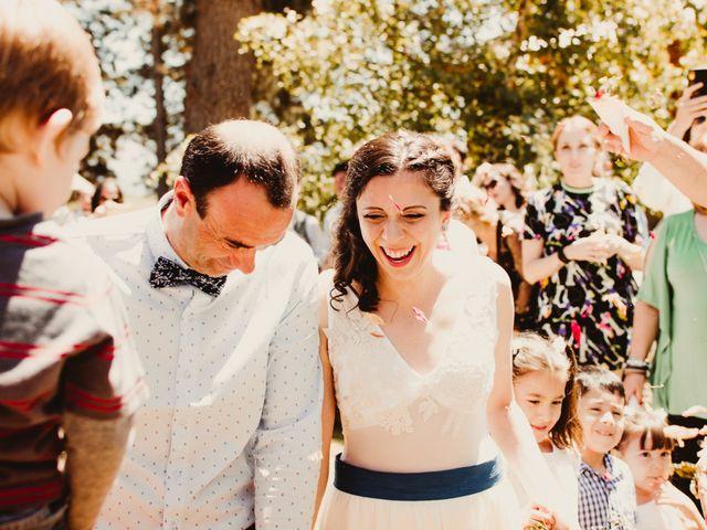 El casamiento de Paula y Claudio