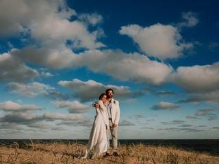El casamiento de Mariu y Rafa