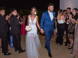 El casamiento de Romina y Harold 2