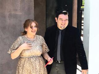 El casamiento de Marta y Eduardo