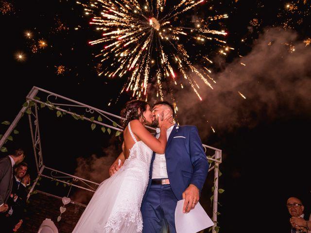 El casamiento de Romina y Harold
