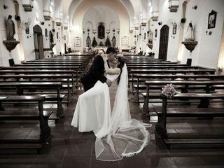 El casamiento de Soledad y Gustavo