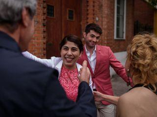 El casamiento de Nicolás y Sabrina 3