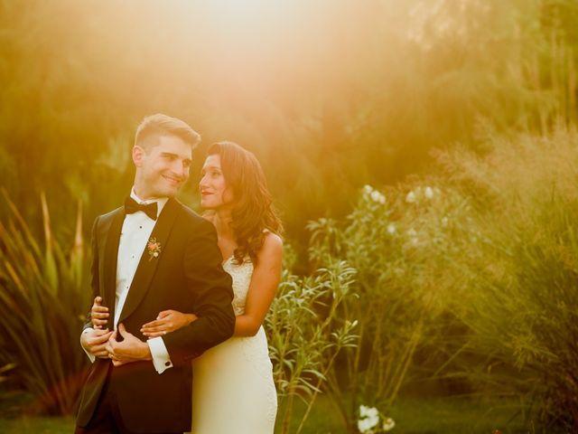 El casamiento de Estefanía y Nicolás