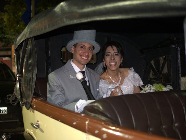 El casamiento de Lucio y Laura