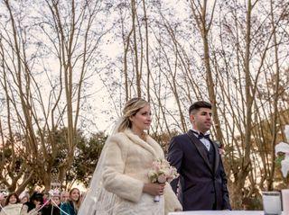 El casamiento de Gise y Ale