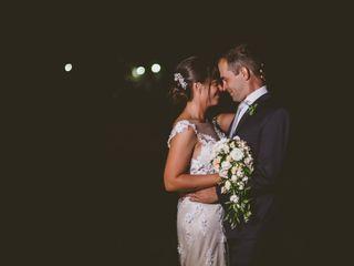 El casamiento de Jimena y Juan