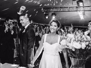 El casamiento de Aldana y David