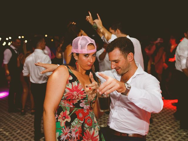 El casamiento de Juan y Jimena en Mendoza, Mendoza 57