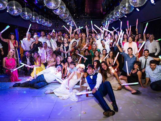 El casamiento de Aníbal y Florencia en Hurlingham, Buenos Aires 34