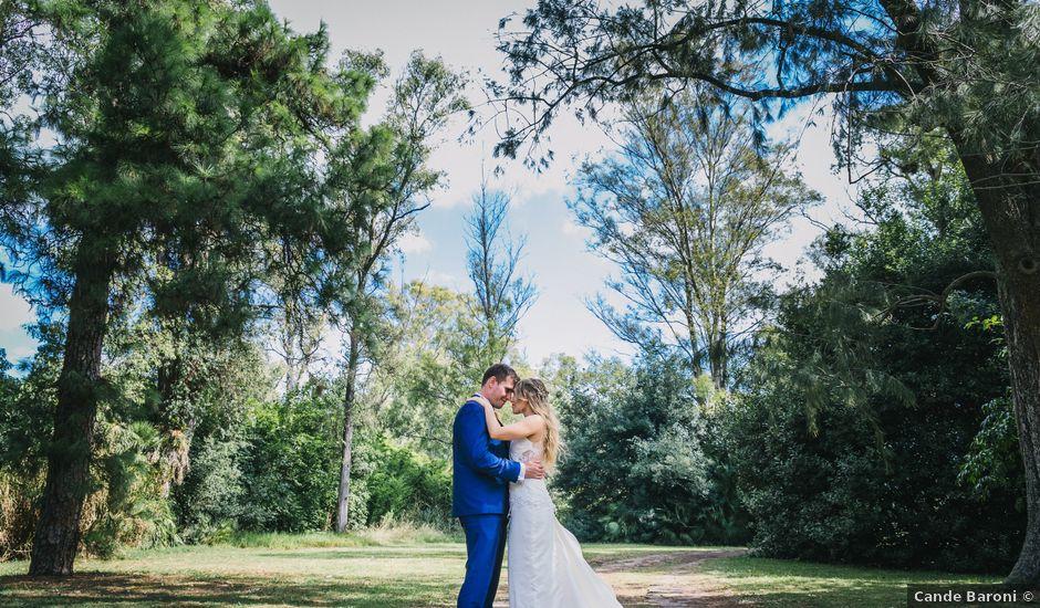 El casamiento de Aníbal y Florencia en Hurlingham, Buenos Aires