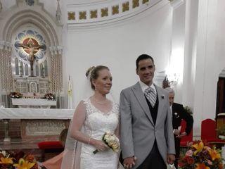 El casamiento de Leticia y Martin 1