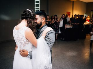 El casamiento de Gabriel y Mariana