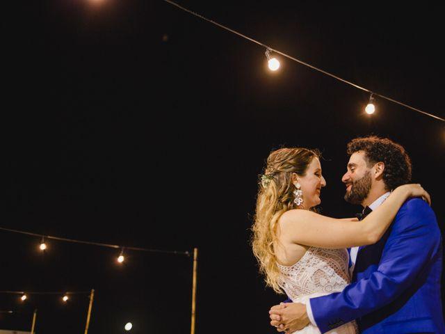El casamiento de Agustina y Facundo