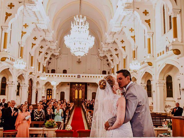 El casamiento de Leticia y Martin