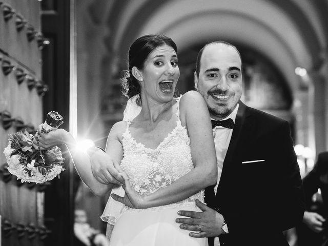 El casamiento de Cecilia y Nicolás
