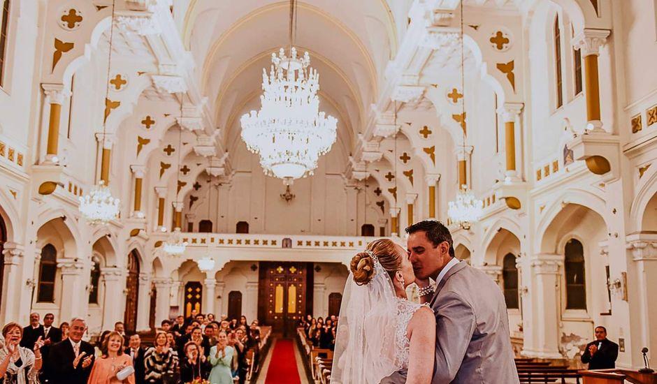 El casamiento de Martin y Leticia en Mar del Plata, Buenos Aires