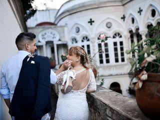 El casamiento de Alejandro y Cecilia