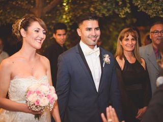 El casamiento de Angeles y Gabriel