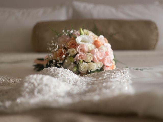 El casamiento de Lucas y Julieta en Jesús Nazareno, Mendoza 1