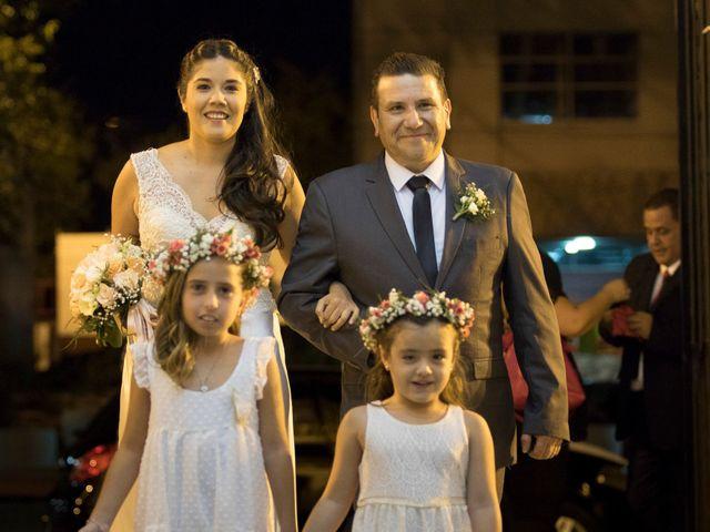 El casamiento de Lucas y Julieta en Jesús Nazareno, Mendoza 15