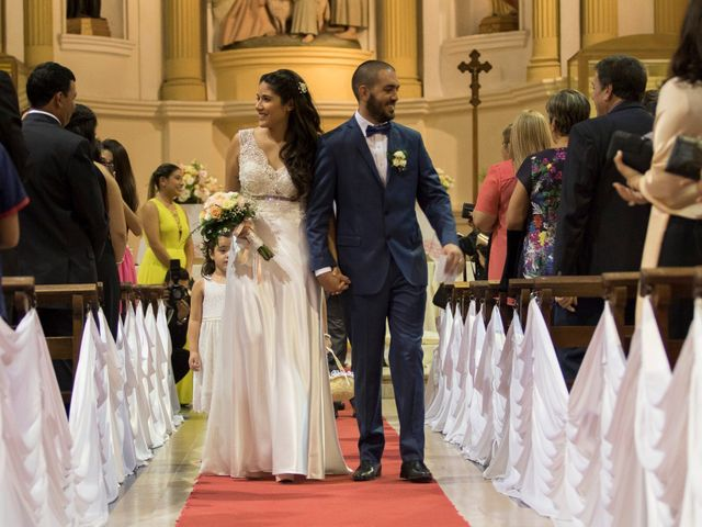 El casamiento de Lucas y Julieta en Jesús Nazareno, Mendoza 18