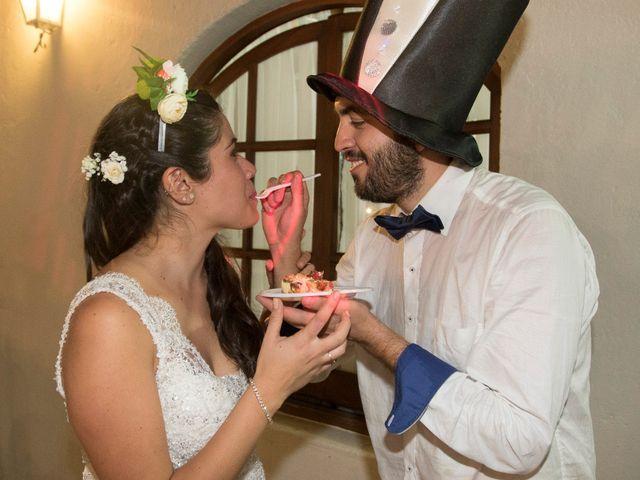 El casamiento de Lucas y Julieta en Jesús Nazareno, Mendoza 33