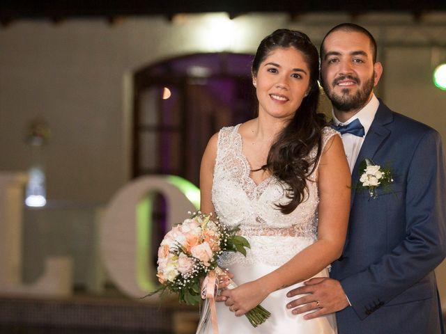El casamiento de Julieta y Lucas