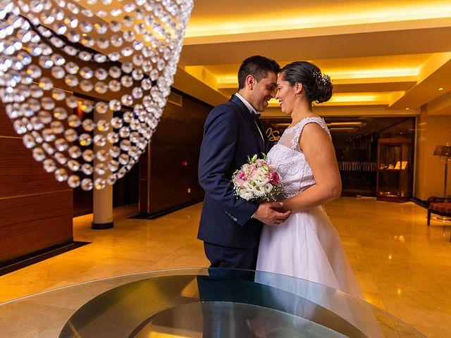 El casamiento de Juliana y Juan