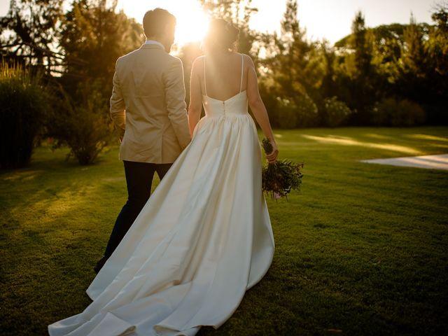 El casamiento de Clara y Sebastian