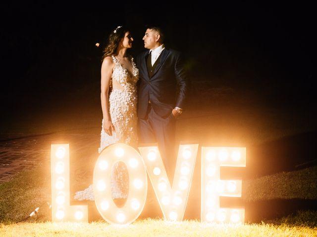 El casamiento de Rodrigo y Daniela